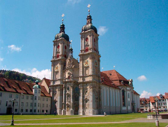 Abbey-of-Saint-Gall