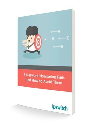 3 network monitoring fails