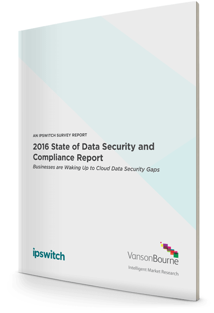 Data Security and Compliance Report Thumbnail
